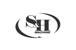 S&H Machine Logo